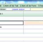 Tạo danh mục diễn giải như listbox trong Excel với SmartPro
