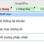 Khai báo danh mục khách hàng trên phần mềm Smart Pro 5.0